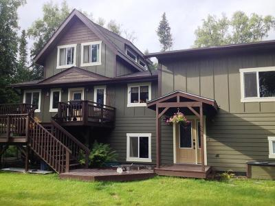 Soldotna Single Family Home For Sale: 41550 Tischer Avenue