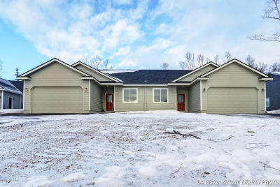 Wasilla Multi Family Home For Sale: 255 W Celtic Circle