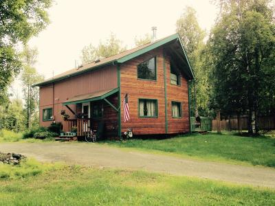 Wasilla Single Family Home For Sale: 2731 N Quartz Circle