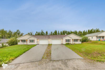 Wasilla Multi Family Home For Sale: 4140 S Knik-Goose Bay Road