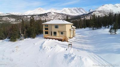 Anchorage Single Family Home For Sale: L3 B3 Mountain Air Drive