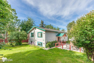 Anchorage Multi Family Home For Sale: 4406 Forrest Road