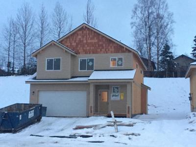 Anchorage Single Family Home For Sale: L5 Grayhawk Circle