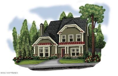 Wasilla Single Family Home For Sale: nhn S Saindon Court