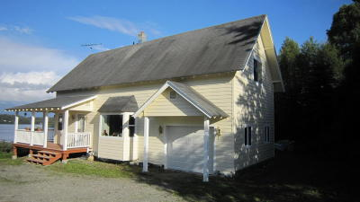 Nikiski/North Kenai (312) Single Family Home For Sale: 51890 Barksdale Drive