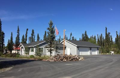 Kenai Multi Family Home For Sale: 38380 Downrigger Street