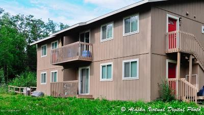 Wasilla Rental For Rent: 14160 W Holly Loop #3