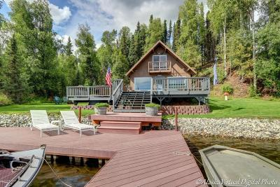 Big Lake Single Family Home For Sale: NHN Marshall Cove