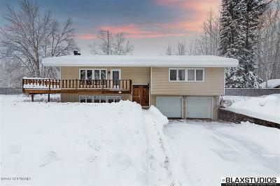 North Pole Single Family Home For Sale: 3210 Wyatt Road