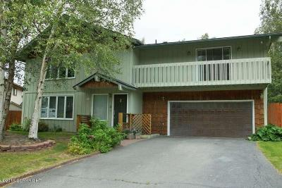 Anchorage Single Family Home For Sale: 611 Lighthouse Court