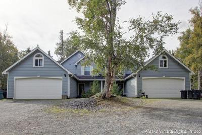 Wasilla Multi Family Home For Sale: 8930 W Emil Drive