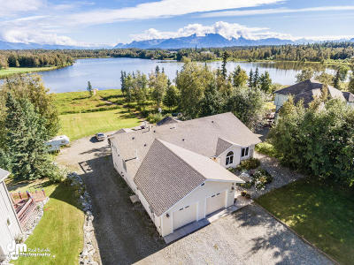 Wasilla Single Family Home For Sale: 3881 E Cottonwood Way