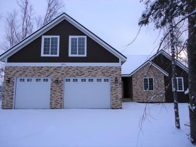 Wasilla Single Family Home For Sale: 894 W Moose Park Drive