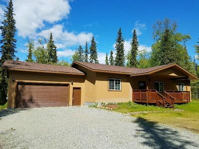 Wasilla Single Family Home For Sale: 6871 W Joes Drive