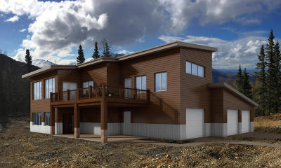 Eagle River, Chugiak Single Family Home For Sale: L1B B2 Golden Eagle Drive