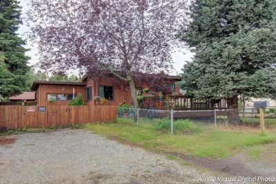 Anchorage Single Family Home For Sale: 3006 Eureka Street
