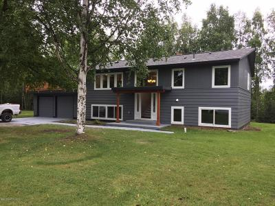 Anchorage Single Family Home For Sale: 14210 Specking Avenue