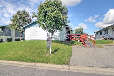 Anchorage Single Family Home For Sale: 3643 E 18th Avenue