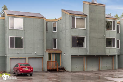 Anchorage AK Condo/Townhouse For Sale: $129,900