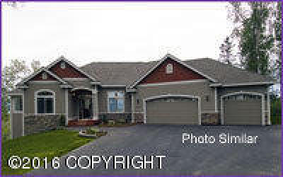 Wasilla Single Family Home For Sale: 7103 S Hayfield Road