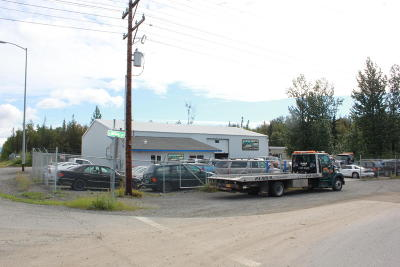 Wasilla Commercial For Sale: 501 Denali Street