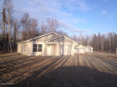 Wasilla Multi Family Home For Sale: 3851 E Brenda Avenue