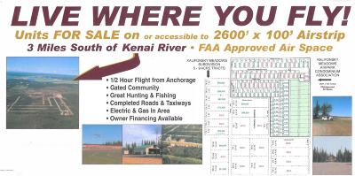 Kenai Residential Lots & Land For Sale: 50074 Buoy Avenue