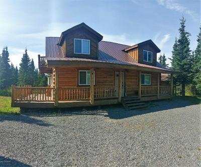 Kenai Single Family Home For Sale: 35801 Sea Biscuit Court