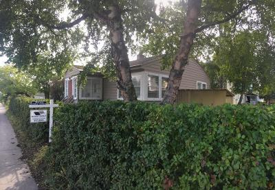 Anchorage Single Family Home For Sale: 1040 C Street