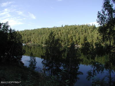 Eagle River Residential Lots & Land For Sale: 19125 Upper Fish Hatchery Road