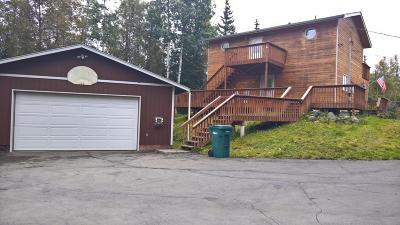 Wasilla Single Family Home For Sale: 1025 Onyx