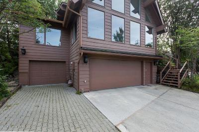 Anchorage Single Family Home For Sale: 3707 Mt Blanc Circle
