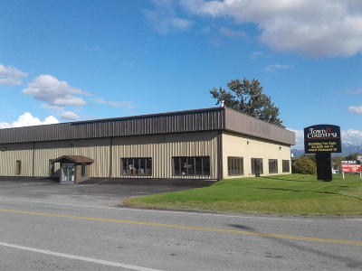 Wasilla Commercial For Sale: 651 N Shoreline Drive