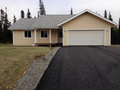 Kenai Single Family Home For Sale: 1305 Channel Way