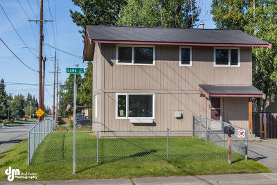 Anchorage Single Family Home For Sale: 296 Lane Street