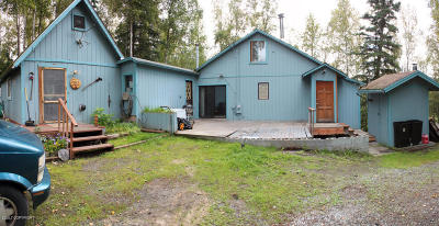 Chugiak Single Family Home For Sale: 19140 Klondike Street