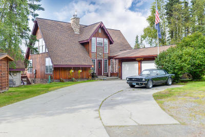 Soldotna Single Family Home For Sale: 35975 View Lane