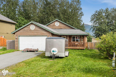 Single Family Home For Sale: 725 N Cascade Court