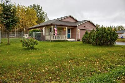 Wasilla Single Family Home For Sale: 600 S Jerome Drive