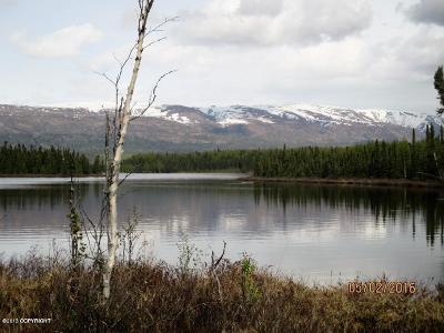 Big Lake, Palmer, Sutton, Wasilla, Willow Residential Lots & Land For Sale: 2231 Pittman Road