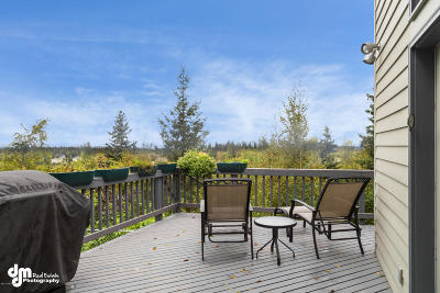 Anchorage Single Family Home For Sale: 9530 Birch Road