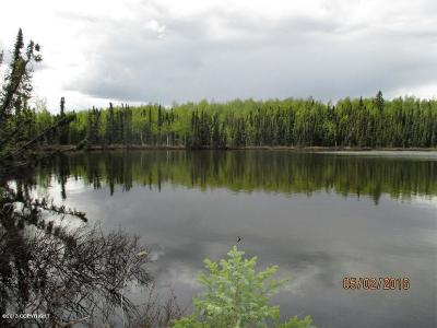 Big Lake, Palmer, Sutton, Wasilla, Willow Residential Lots & Land For Sale: L4 Pittman Road