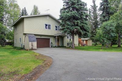 Anchorage Single Family Home For Sale: 8012 Peck Avenue