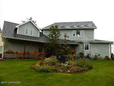 Kodiak Single Family Home For Sale: 3960 Spruce Cape Road