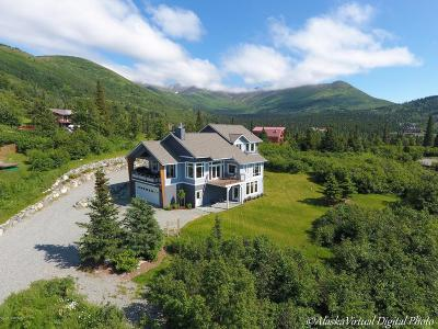 Anchorage Single Family Home For Sale: 18137 Norway Drive