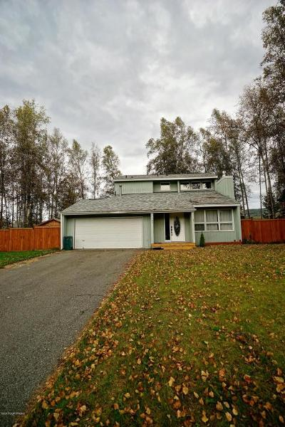 Eagle River Single Family Home For Sale: 17743 Kiloana Circle