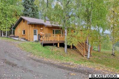 Fairbanks Single Family Home For Sale: 1384 Justin Drive