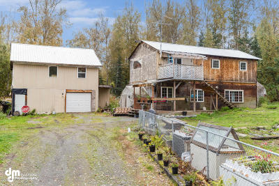 Wasilla Single Family Home For Sale: 3682 S Timberland Loop