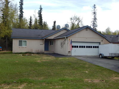 Anchorage Single Family Home For Sale: 11341 Willene Drive