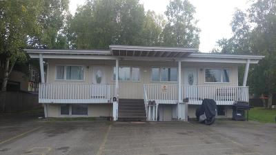 Anchorage Multi Family Home For Sale: 720 W 75th Avenue